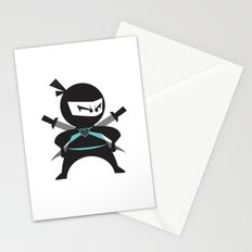 Ninja (with heart) Stationery Cards