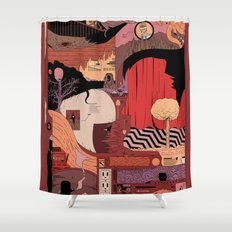 Who is the Dreamer Shower Curtain