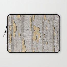 Cracked Paint Laptop Sleeve