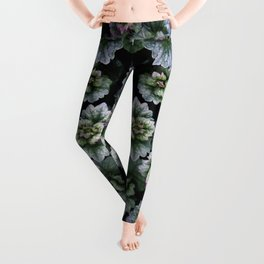 Rough Rosettes I Leggings