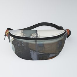 Urban Reflection Fanny Pack