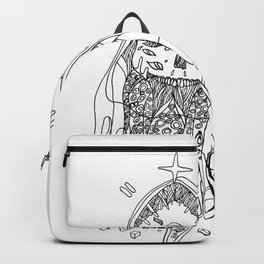 Did you eat all the squid? Backpack