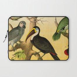 6 Birds Laptop Sleeve