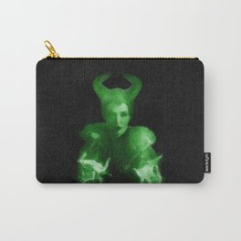 Maleficent's Evil Spell / Sleeping Beauty Carry-All Pouch