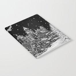 Holiday at Hogwart Notebook