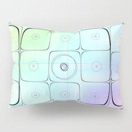 pattern pastel circles Pillow Sham