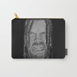 Chris Barnes Drawing Carry-All Pouch