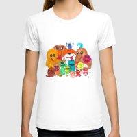 muppet T-shirts featuring Muppet Doodle Jam! by Orangeblowfish