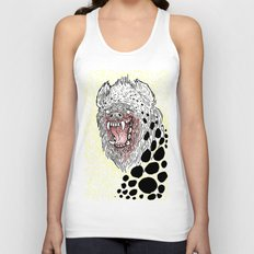 Monstrous and Free Unisex Tank Top