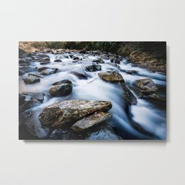 Take Me to the River - Rushing Rapids in the Great Smoky Mountains Metal Print