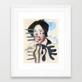 Composition 480 Framed Art Print