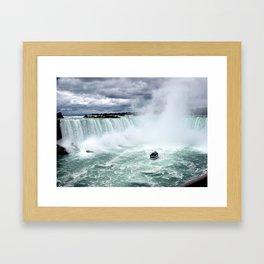 Niagara Falls Whirlpool Framed Art Print