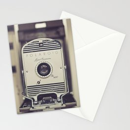 Vintage Polaroid Land Camera The 800 Stationery Cards