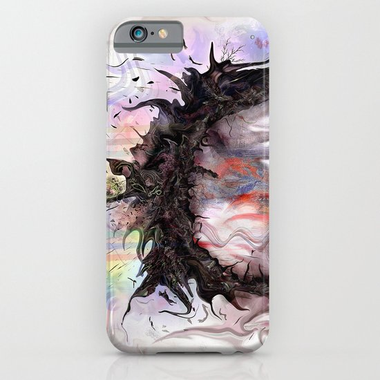 Self-Art-Portrait  iPhone & iPod Case