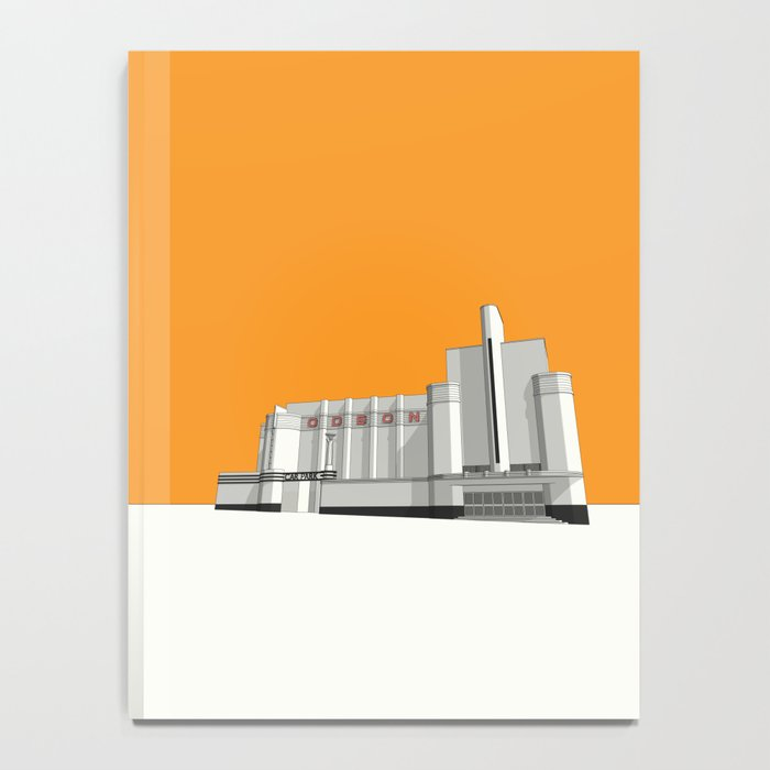 ODEON Woolwich Notebook