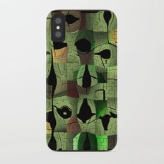 The puzzle Slim Case iPhone X