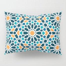 Tile of the Alhambra Pillow Sham