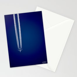 Contrails Stationery Cards