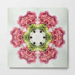 garden bulbs N°2 (pattern/pillow) Metal Print