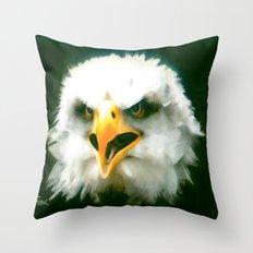 WAKE UP AMERICA !!! Throw Pillow