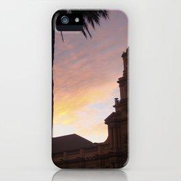 Plaza de Armas, Santiago, Chile iPhone Case