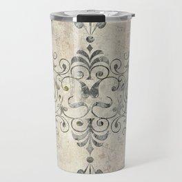 Fleurons II Travel Mug