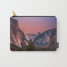 Yosemite Valley #society6 #decor #buyart Carry-All Pouch