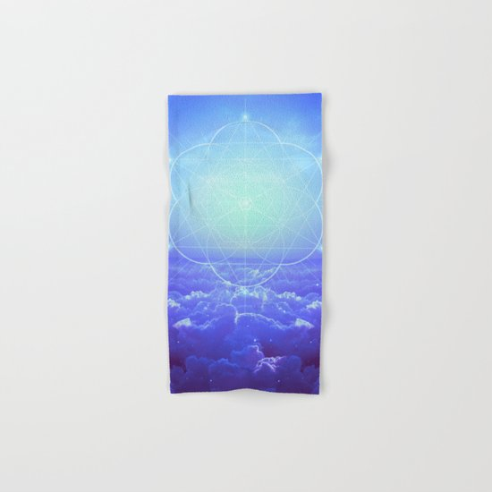 All But the Brightest Stars Hand & Bath Towel