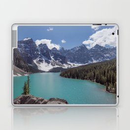 Lake Moraine Top View Laptop & iPad Skin
