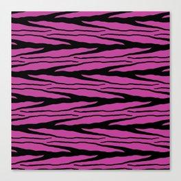 A New Wild - Pink Canvas Print