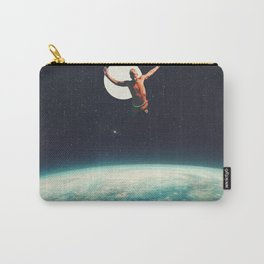 Returning to Earth with a will to Change Carry-All Pouch