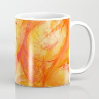 body Mugs featuring Body by Ricardo Patino