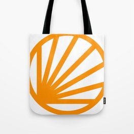 Circle dissected Tote Bag