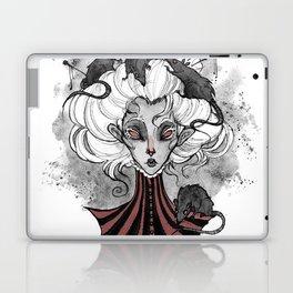 Inktober Rats Laptop & iPad Skin