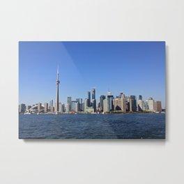 Toronto Metal Print