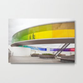 Your Panama Rainbow Metal Print