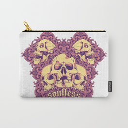 Soulless skulls Carry-All Pouch