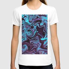 """ABSTRACT LIQUIDS XXXV """"35"""" T-shirt"""