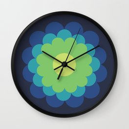 Groovilicious Wall Clock