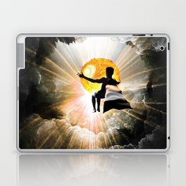 Bringer Of Light Laptop & iPad Skin