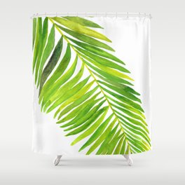 Tropical Collection Part IV Shower Curtain