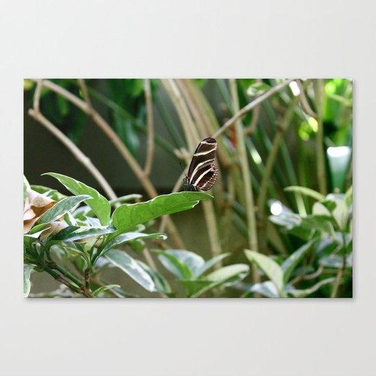 Artificial Nature Canvas Print
