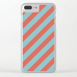 STR8 VTG Clear iPhone Case