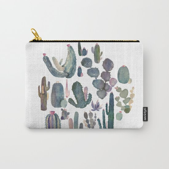 cactus fat Carry-All Pouch