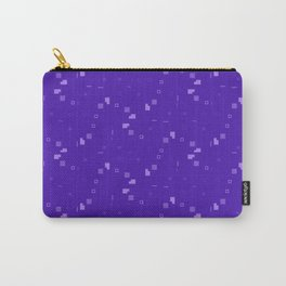 Simple Geometric Pattern 3 pp Carry-All Pouch