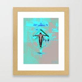 Spiritual Gravity Framed Art Print