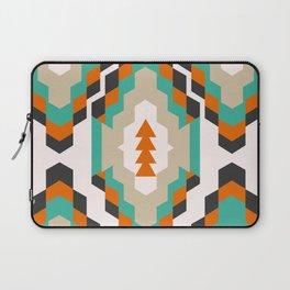 Ethnic Christmas pattern Laptop Sleeve