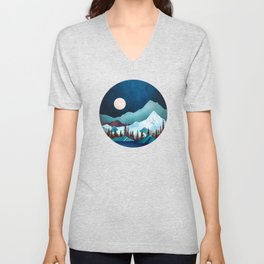 Moon Bay Unisex V-Neck