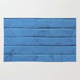 Urban Brick - Blue Jazz Rug