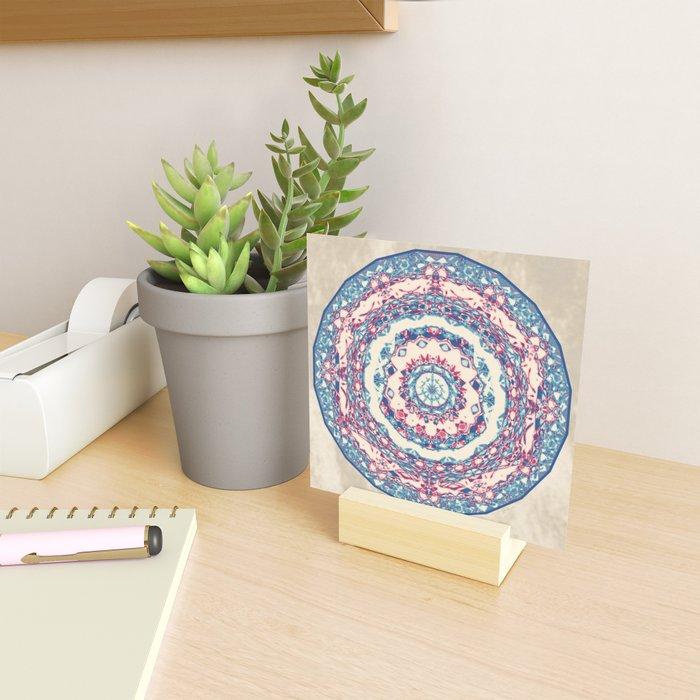 Dutchesque Mandala Mini Art Print